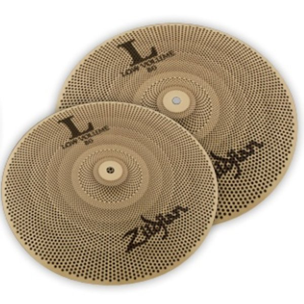 "Zildjian Zildjian 16"" Low Volume L80 Crash - Single"