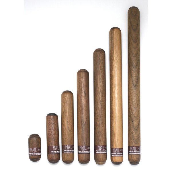 NAL Stick Shaker Walnut Pixie 4 inch