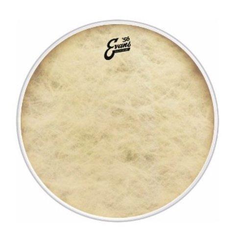 """Evans EQ4 Calftone 22"""" Bass Drumhead"""