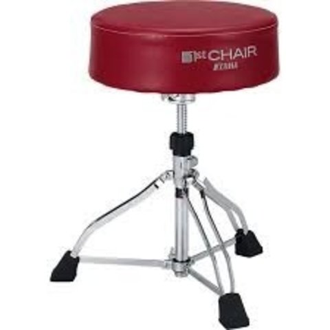Tama 1st Chair Round Rider XL Red Drum Throne