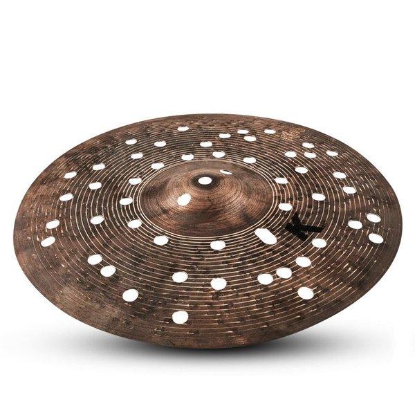 "Zildjian Zildjian K Custom 14"" Special Dry FX Top Hi Hat Cymbal"
