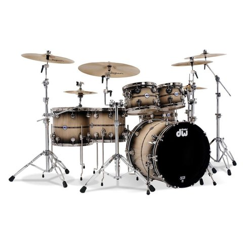 DW Collector's Limited Edition 45th Anniversary 6 Piece Shell Pack