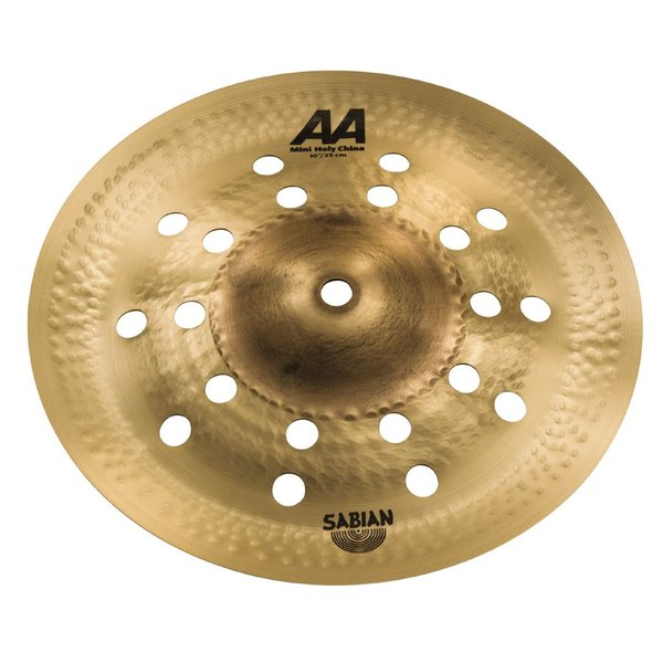 "Sabian Sabian AA 10"" Mini Holy China"