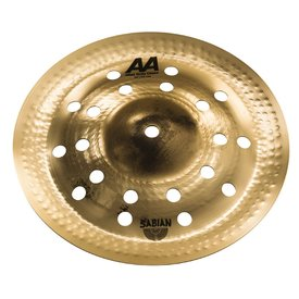 "Sabian Sabian AA 10"" Mini Holy China; Brilliant"