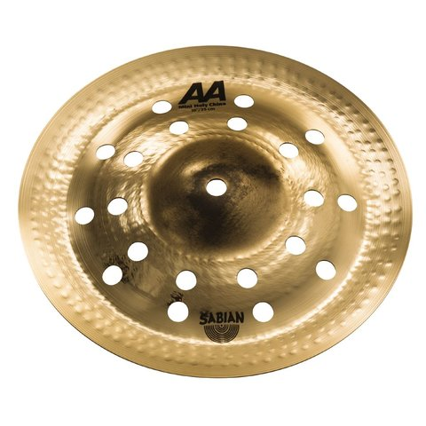 "Sabian AA 10"" Mini Holy China; Brilliant"
