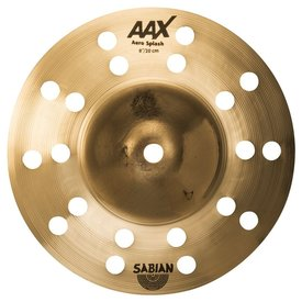 """Sabian Sabian AAX 8"""" Aero Splash"""