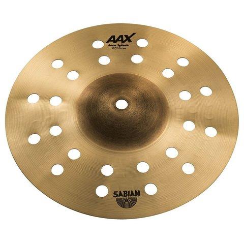 """Sabian AAX 10"""" Aero Splash"""