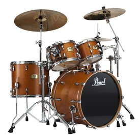 Pearl Pearl Session Studio Classic 4 Piece Shell Pack in Matte Liquid Amber