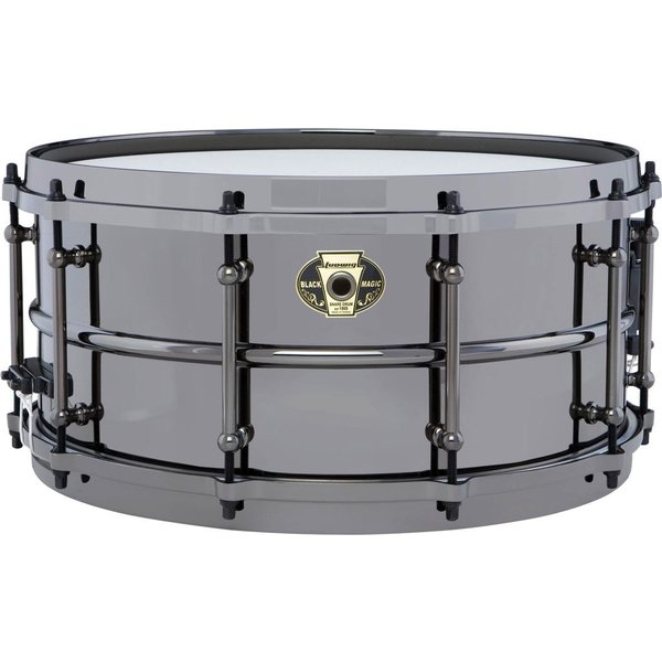 Ludwig Ludwig LW6514 Black Magic 6.5x14 Brass Snare Drum