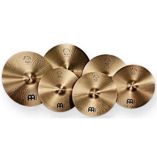 "Meinl Meinl Pure Alloy 14"" Medium Hi Hat Cymbals"