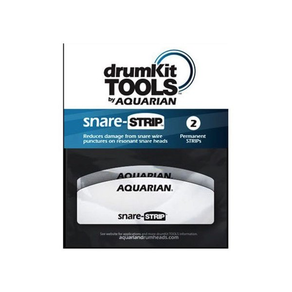 Aquarian Aquarian Snare-Strip; 2 Pack