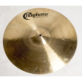 "Bosphorus Bosphorus Traditional Series 20"" Thin Ride Cymbal"