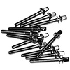 Cannon 2.5 Tension Rods 12pk