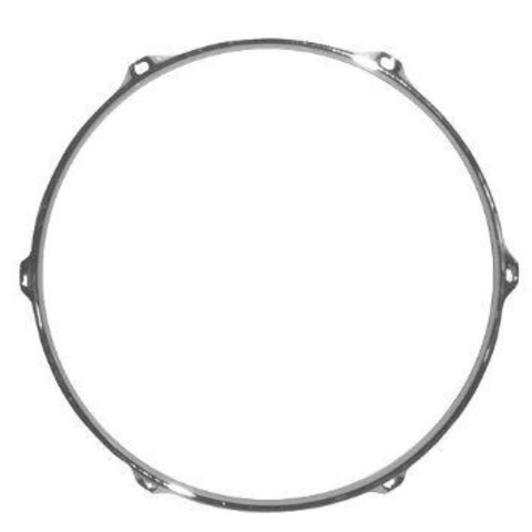 "Cannon 1.6mm 8"" Chrome 4 hole Batter Hoop"