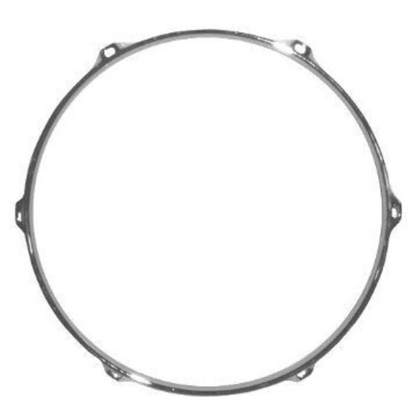 "Cannon Cannon 1.6mm 10"" Chrome 6 hole Batter Hoop"