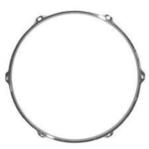 "Cannon Cannon 1.6mm 13"" Chrome 5 hole Batter Hoop"