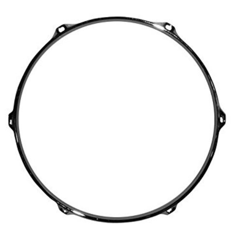 "Cannon 1.6mm 13"" Chrome 6 hole Batter Hoop"