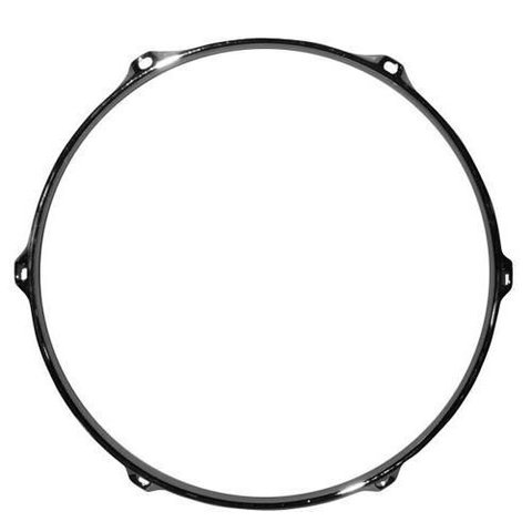 "Cannon 1.6mm 18"" Chrome 8 hole Batter Hoop"