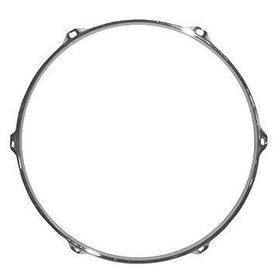 "Cannon Cannon 1.6mm 12"" Chrome 6 hole Batter Hoop"