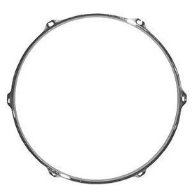 "Cannon Cannon 1.6mm 14"" Chrome 10 hole Batter Hoop"