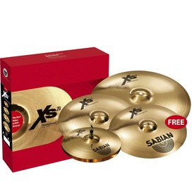 Sabian Sabian XSR Performance Set w/ Free 18 Crash