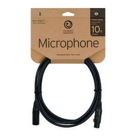 Planet Waves Planet Waves 10 ft. XLR Classic Series Microphone Cable