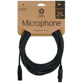 Planet Waves Planet Waves 25 ft. XLR Classic Series Microphone Cable