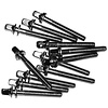 "Cannon 2"" Tension Rods 12pk"
