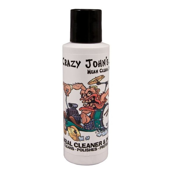 Crazy John's Crazy John's Cymbal Cleaner & Polish