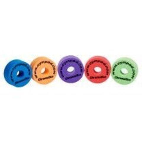 Cympad Chromatics 40/15mm Single; Assorted Colors