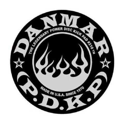 Danmar Power Disc Kick Pad