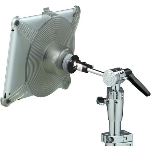 DW Cymbal Stand iPad Mount