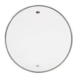 "DW DW 18"" Clear Drum Head"