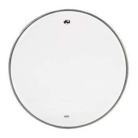 "DW 18"" Clear Drum Head"