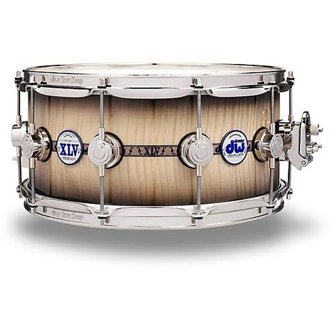 DW Collector's Limited Edition 45th Anniversary 6.5x14 Snare Drum (Drum Number 8 of 145)