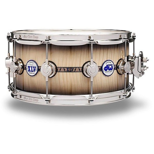 DW DW Collector's Limited Edition 45th Anniversary 6.5x14 Snare Drum (Drum Number 8 of 145)