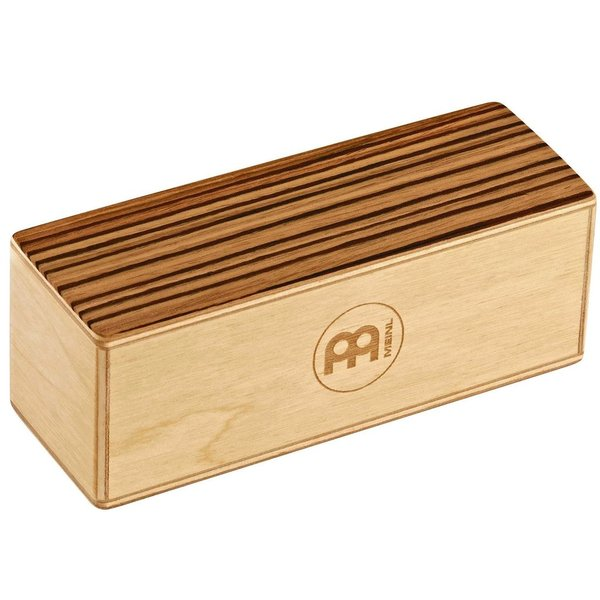 Meinl Meinl Wood Shaker, Small, Exotic Zebrano