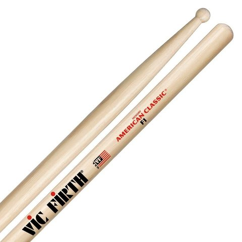 Vic Firth American Classic - F1 Drumsticks