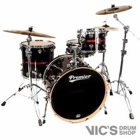 Premier Used Premier Genista Birch Modern Legend 4 Piece Shell Pack in Blaze Sparkle Lacquer Finish