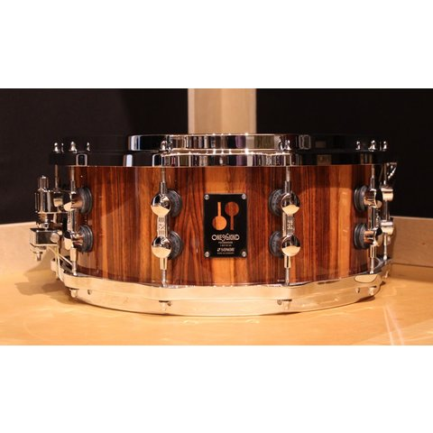 Sonor One-Of-A-Kind Poisonwood 6x14 Snare Drum