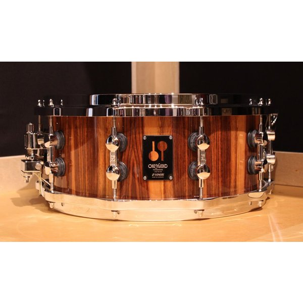Sonor Sonor One-Of-A-Kind Poisonwood 6x14 Snare Drum