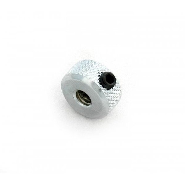 "DW DW Knurled Nut (No Step) 1/4-20"" (Toe Clamp)"