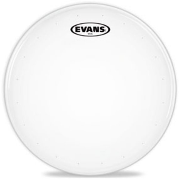 "Evans Evans Dry Coated 14"" HD Heavy Drumhead Duty Bulk Pack"