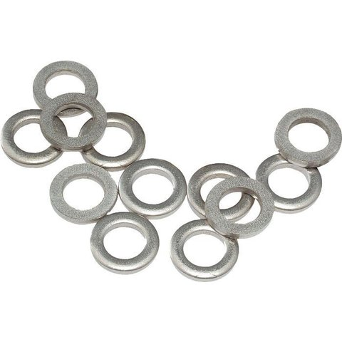 Gibraltar Metal Tension Rod Washers (12 Pack)