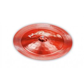 "Paiste Paiste Color Sound 900 Red 16"" China Cymbal"