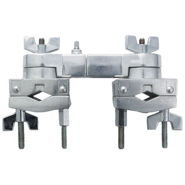 Gibraltar Gibraltar Universal Adjustable Grabber Clamp 2-Hole