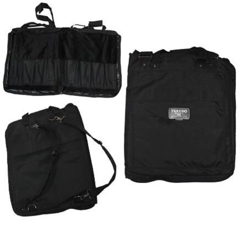 Humes and Berg Tuxedo Large Mallet Pro Bag