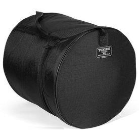 Humes and Berg Humes and Berg 15X15 Tuxedo Padded Black Bag