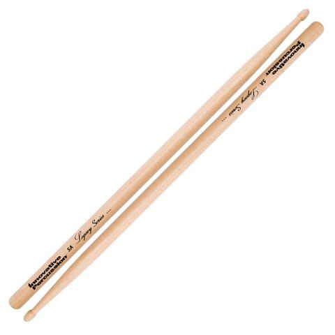 Innovative Percussion Legacy Series Drumset Model 5A / Maple Drumsticks