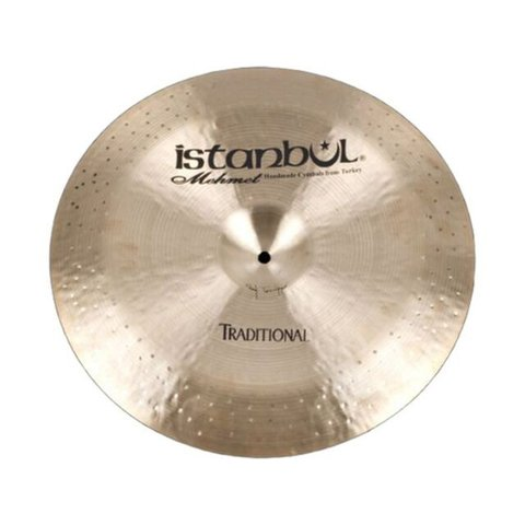"Istanbul Mehmet Traditional Series 21"" Swish Cymbal"